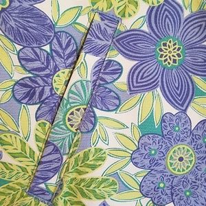 Appleseed's Jackets & Coats - Appleseed's purple and green floral jacket